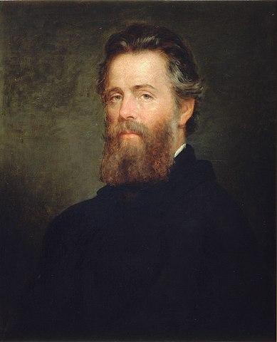 Herman Melville by Joseph Eaton
