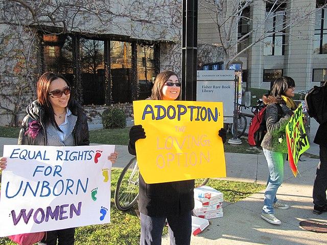 Pro Life 640px-University_of_Toronto_pro-life_protest_11