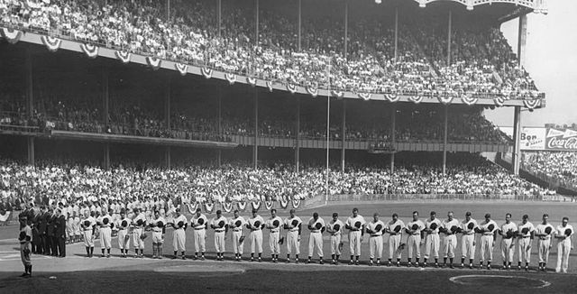 World Series 1955