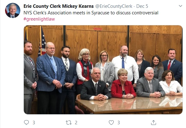County Clerks