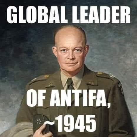 EisenhowerAntifa