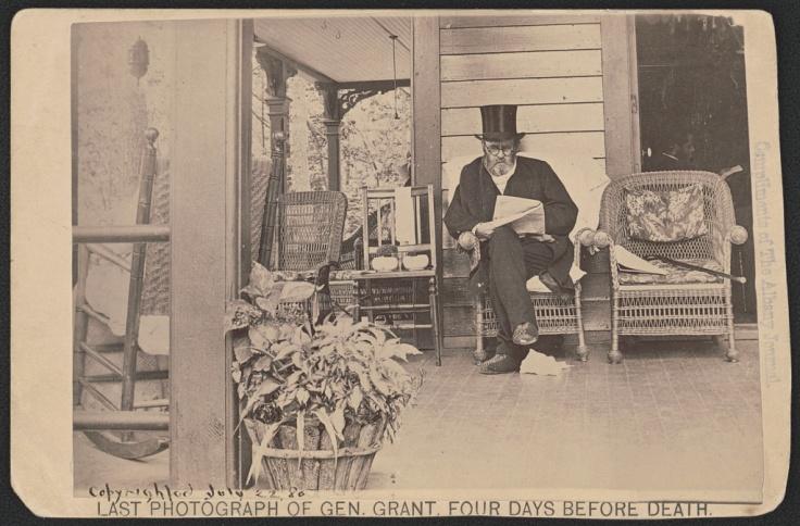 General Grants Last Photo